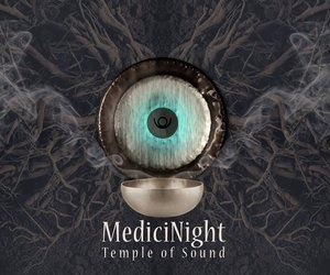 MediciNight — Temple of Sound&Cacao Ceremony — Praful and Shachar Caspi