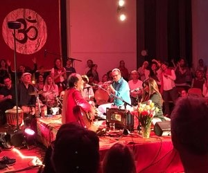 Yoga Fest Berlin — Concert with Satyaa&nbsp&&nbspPari
