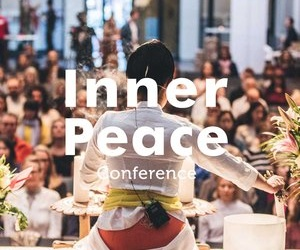 Inner Peace Conference — Praful Solo&nbsp&&nbspHSHT