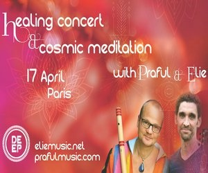 CANCELLED DUE TO CORONA RESTRICTIONS — Concert Praful&Elie