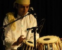Collaboration with Indian Tabla-player/singer Manish Vyas