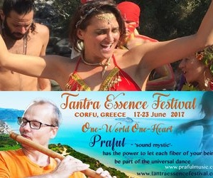 Tantra Essence Festival on Corfu, Greece