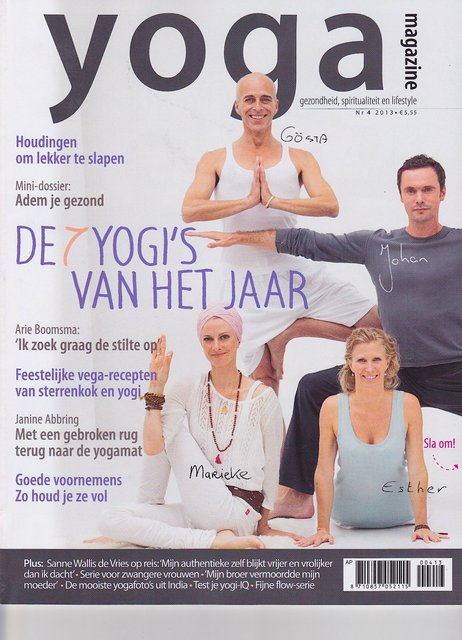 Cd Reviews Magazines Review Mirror Of The Heart Yoga Magazine Nl 11 2013 Cover Photos Praful